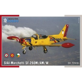Plastic kit planes SH72418