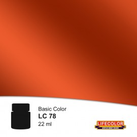 Acrylic colours Lifecolor Basic gloss LC78