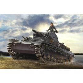 Plastic kit tanks HB80132