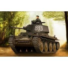 Plastic kit tanks HB80136