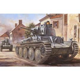 Plastic kit tanks HB80138
