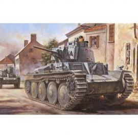 Plastic kit tanks HB80141