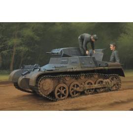 Plastic kit tanks HB80145
