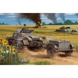 Plastic kit tanks HB80146
