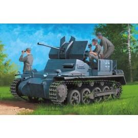 Plastic kit tanks HB80147