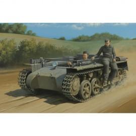 Plastic kit tanks HB80144