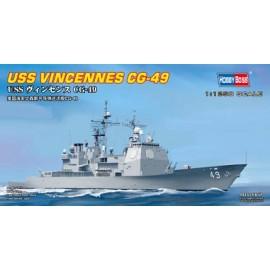 Plastic kit ships HB82502