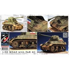 Plastic kit tanks DH96001