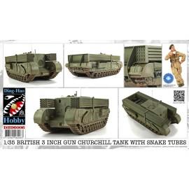 Plastic kit tanks DH96006
