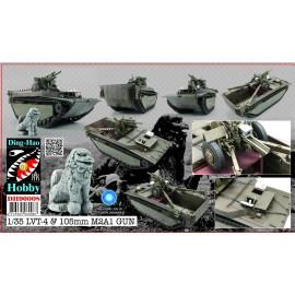 Plastic kit tanks DH96008
