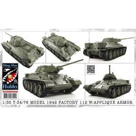 Plastic kit tanks DH96009