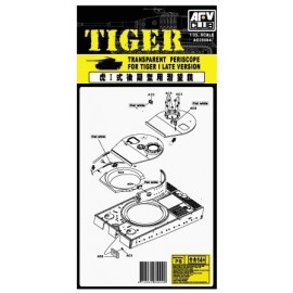 Afv Club tank accessories 1-35 scale AC35004