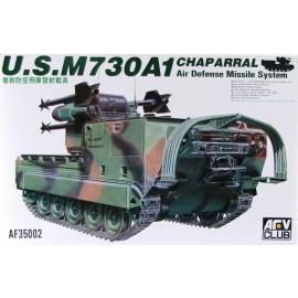 Plastic kits tanks AF35002