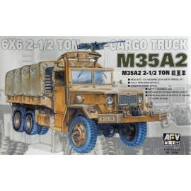 Plastic kits tanks AF35004
