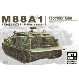 Plastic kits tanks AF35008