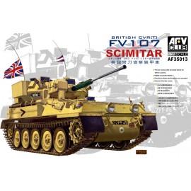Plastic kits tanks AF35013