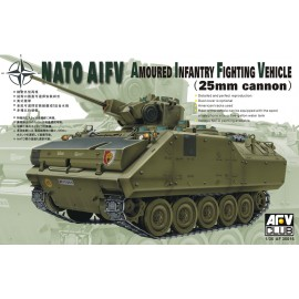 Plastic kits tanks AF35016