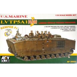 Plastic kits tanks AF35022