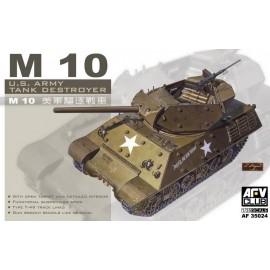 Plastic kits tanks AF35024