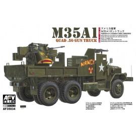 Plastic kits tanks AF35034