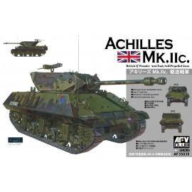 Plastic kits tanks AF35039