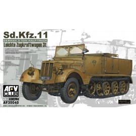 Plastic kits tanks AF35040