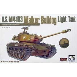 Plastic kits tanks AF35041