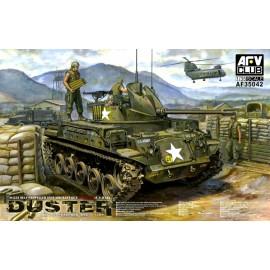 Plastic kits tanks AF35042