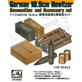 Plastic kits accessories AF35062