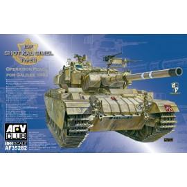 Plastic kits tanks AF35282