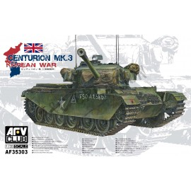 Plastic kits tanks AF35303