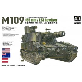 Plastic kits tanks AF35329