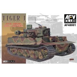 Plastic kits tanks AF48001