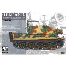 Plastic kits tanks AF48006