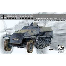 Plastic kits tanks AF48007