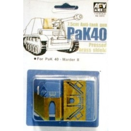 Accessories Afv Club for tanks 1-35 scale AG35012