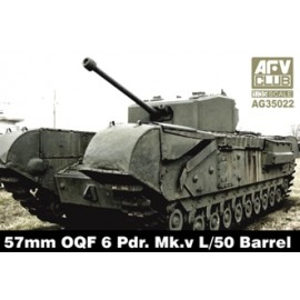 Accessories Afv Club for tanks 1-35 scale AG35022