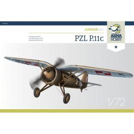 Plastic kit planes AH70016