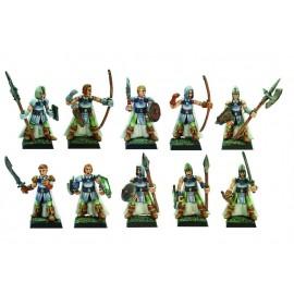 Resin fantsy figures ARK02