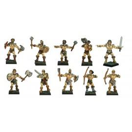 Resin fantsy figures ARK03