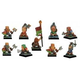 Resin fantsy figures ARK07