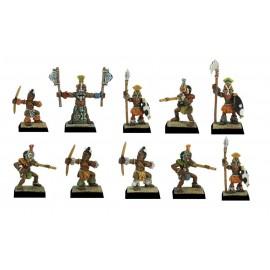 Resin fantsy figures ARK08