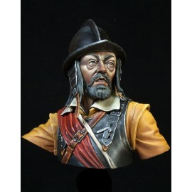 Resin busts Pegaso Models PM20056