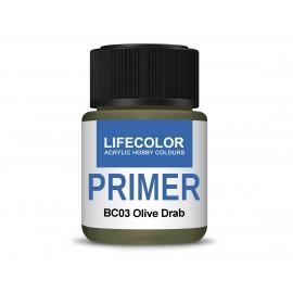 Acrylic Primer Lifecolor BC03