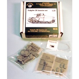 Resin kit accessories Brach Models BM006