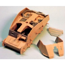 Resin kit accessories Brach Models BM011
