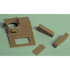 Resin kit accessories Brach Models BM033