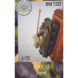 Resin kit accessories Brach Models BM7222
