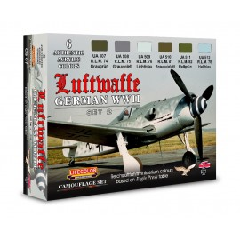 CS07 German Aircraft WWII Set 2