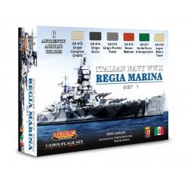 CS15 Italian Ships Set 1